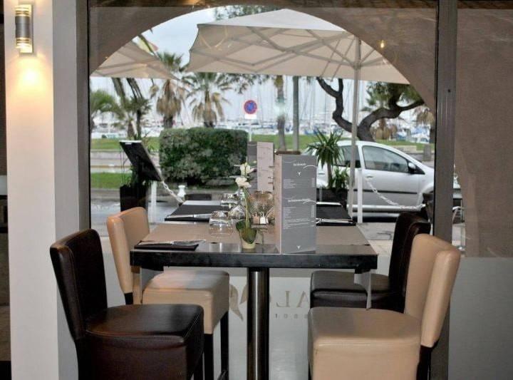 Brasserie L'Alcyon - Restaurant Antibes