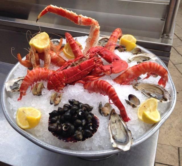 Le lieu - Brasserie L'Alcyon - Restaurant Antibes